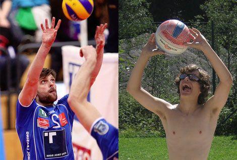Der Windsensor beim Volleyball