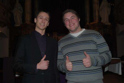 Unsere Pfarrgemeinderats- Kandidaten 2012